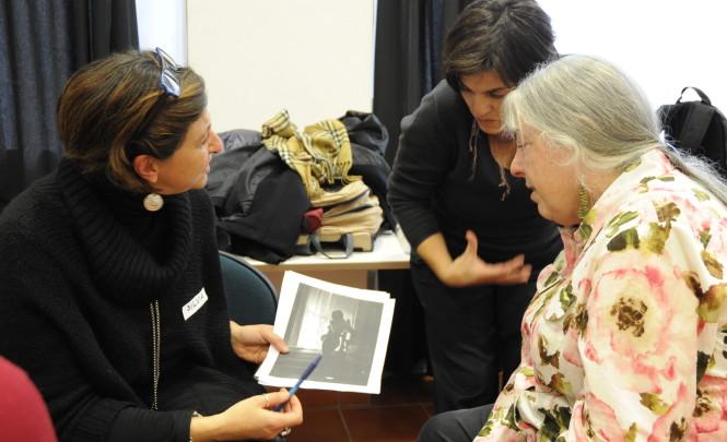 Judy Weiser <br>&#8220;Workshop esperienziale sulle tecniche di fototerapia: come le fotografie possono essere usate per la comprensione e il cambiamento&#8221;