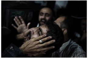 """From the project """"Gaza War"""" 